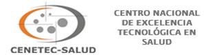 Logo CENETEC SALUD